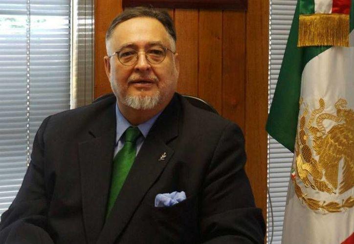 El ex director de Televisión Educativa negó haber censurado la lectura del poema 'Hombre de México', de Aurora Reyes. (redpolitica.mx)