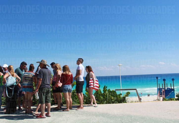 Dotarán las autoridades de infraestructura a los destinos turísticos. (Israel Leal/SIPSE)