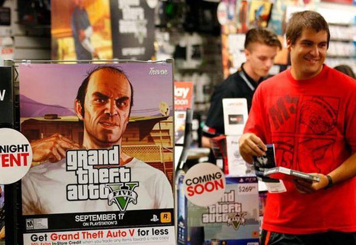 Las ventas del videojuego durante las primeras 24 horas ya habían llegado a los 800 millones de dólares. (Agencias)