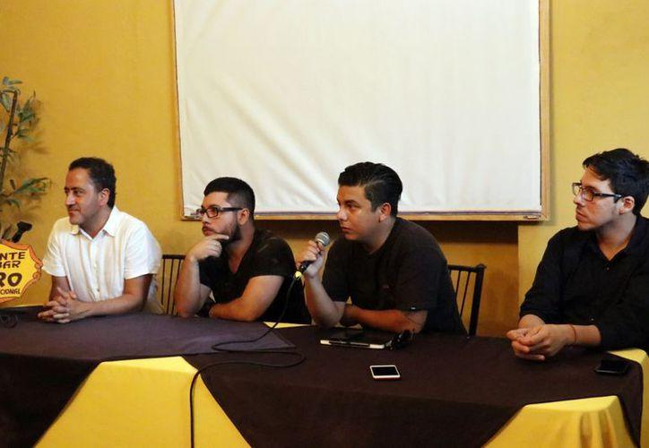 """Presentación del documental """"Secos"""", sobre proyecto de energía. (José Acosta/Milenio Novedades)"""