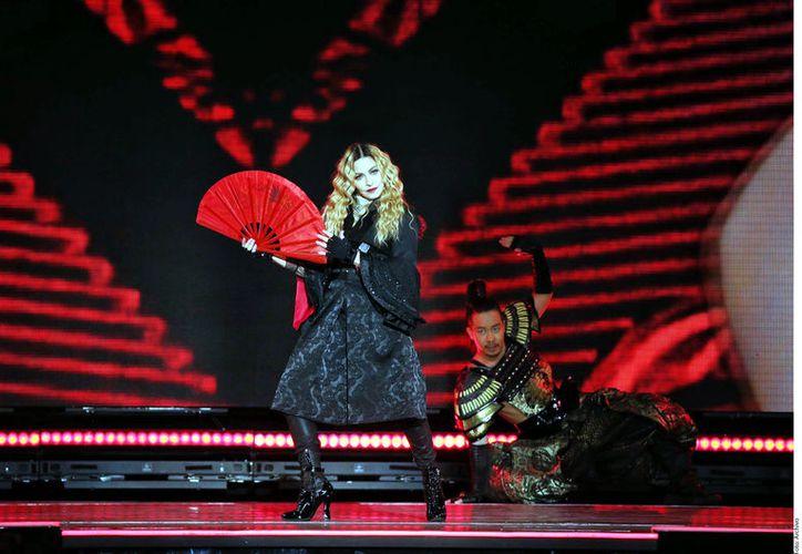 """La """"Reina del Pop"""" se presentará en Eurovisión 2019. (Agencia Reforma)"""