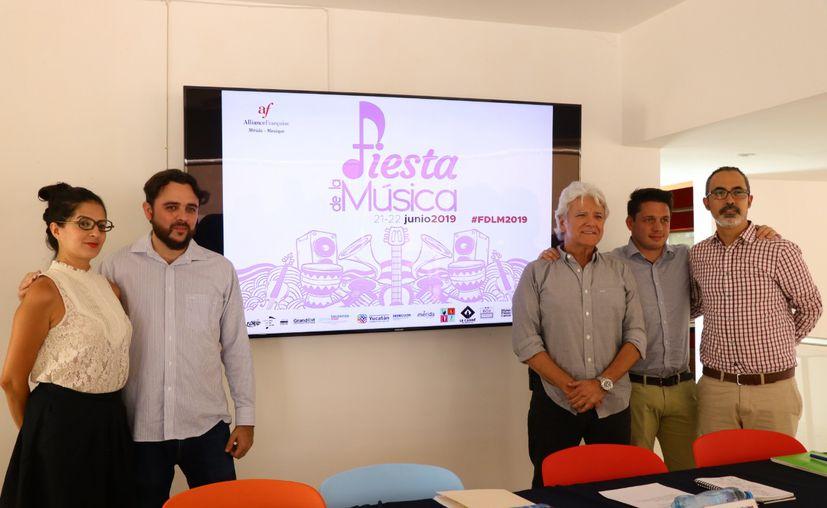 Cultura y gastronomía estarán presentes en la Fiesta de la Música. (Foto: Jorge Acosta/Novedades Yucatán)
