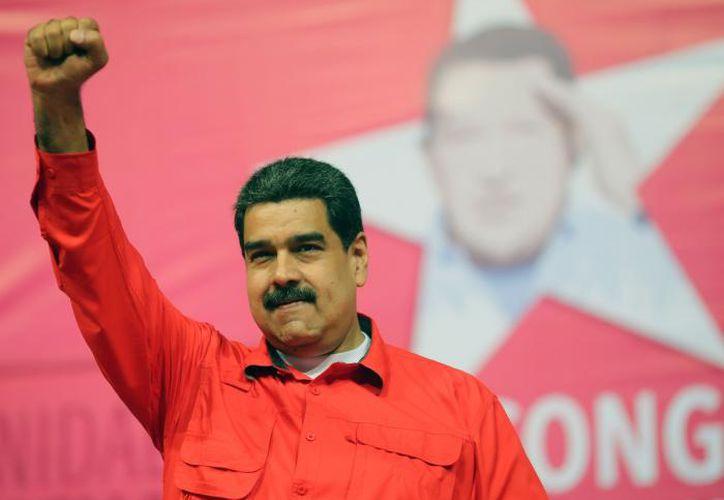 Nicolás Maduro invitó a los venezolanos a celebrar el legado de Hugo Chávez. (Portafolio.co)