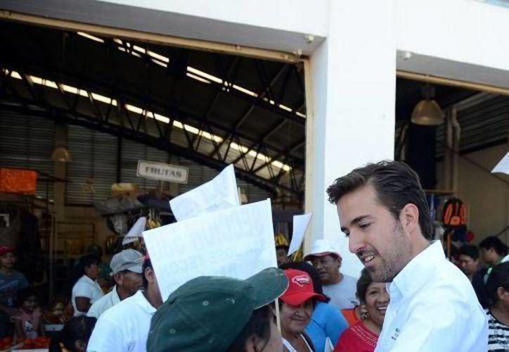 El diputado federal por Yucatán, Pablo Gamboa Miner, dijo que la nueva clínica del IMSS no sólo beneficiará a los vecinos de Francisco de Montejo, sino también de todo el nor-poniente de la ciudad. (Milenio Novedades)