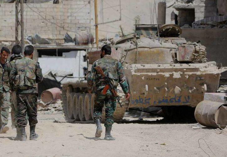 Los intereses que mueven a los bandos en la guerra civil, escalarían los daños a todo el mundo, afirma relator de Naciones Unidas. (Reuters)