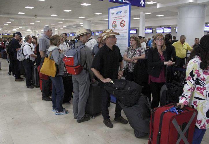Cancún recibió a más de 221 mil turistas de origen francés el año pasado. (Tomás Álvarez/SIPSE)