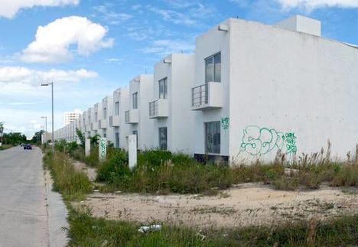 Las viviendas son abandonadas por la falta de pago. (Contexto/Internet)