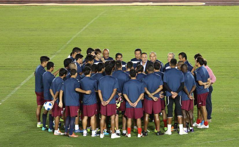 Los potros jugarán en el estadio Azteca. (Ángel Mazariego/SIPSE)