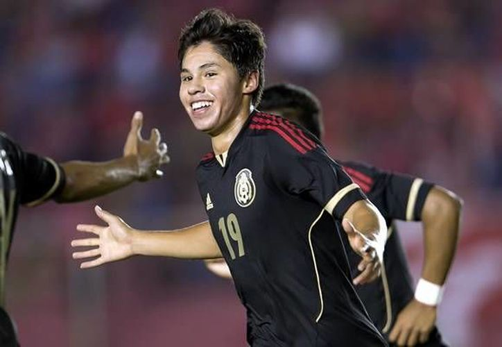 El viernes la selección sub-17 de México jugará la final del premundial de la Concacaf. (www.mediotiempo.com)