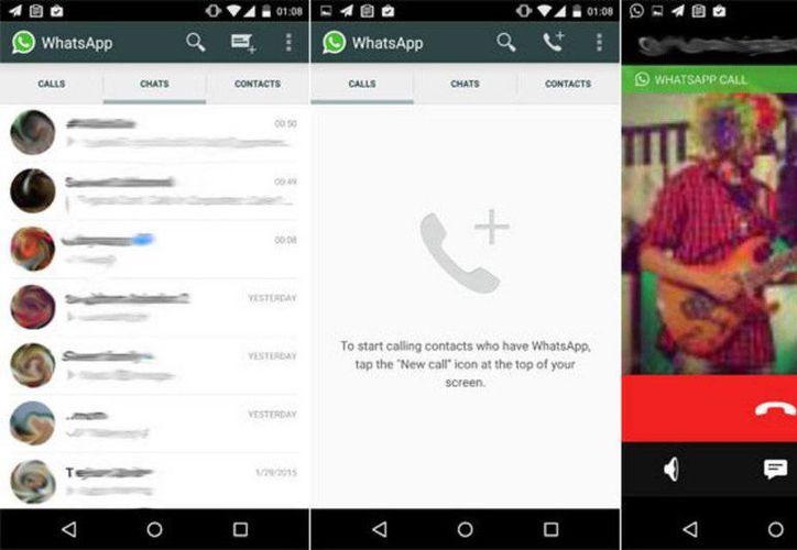 Las llamadas por WhatsApp podrían resultar demasiado caras si no estás conectado a WI-FI. (lavanguardia.com)
