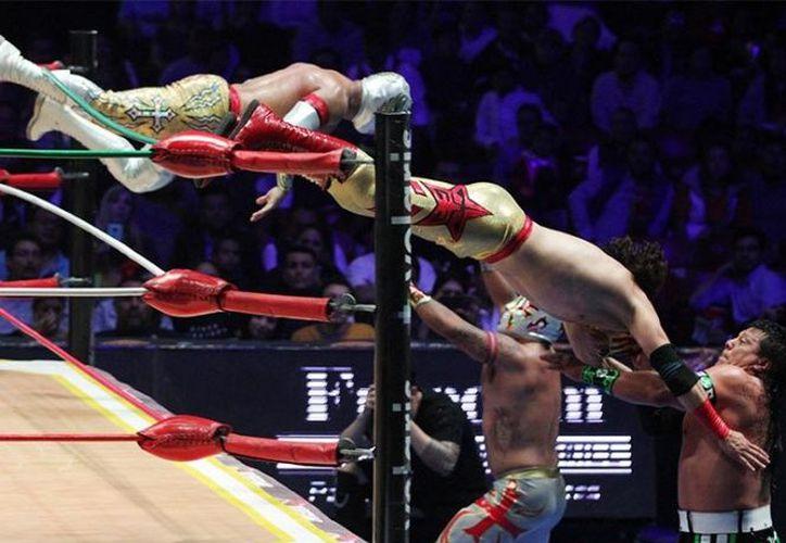 La Arena México se vestirá de gala para recibir a dos de los luchadores más reconocidos del Consejo Mundial de Lucha Libre (CMLL). (Foto: El Heraldo San Luis Potosí).