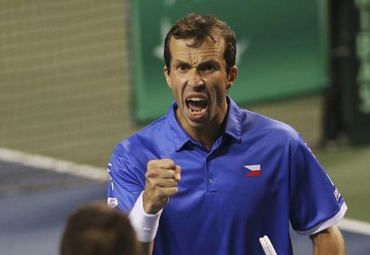 Los checos enfrentarán en septiembre a Francia o Alemania. (Foto: Agencias)