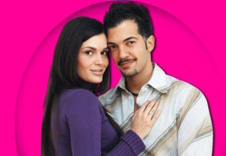 Alejandra y Fernando tuvieron una larga relación pero terminaron en 2005. (Imagen tomada de tiempo.com.mx)