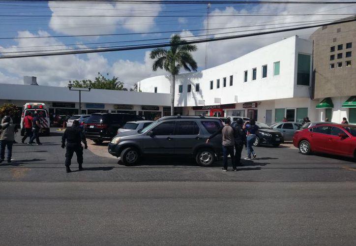 El intento de asalto se registró la mañana del pasado lunes. (Redacción/SIPSE)