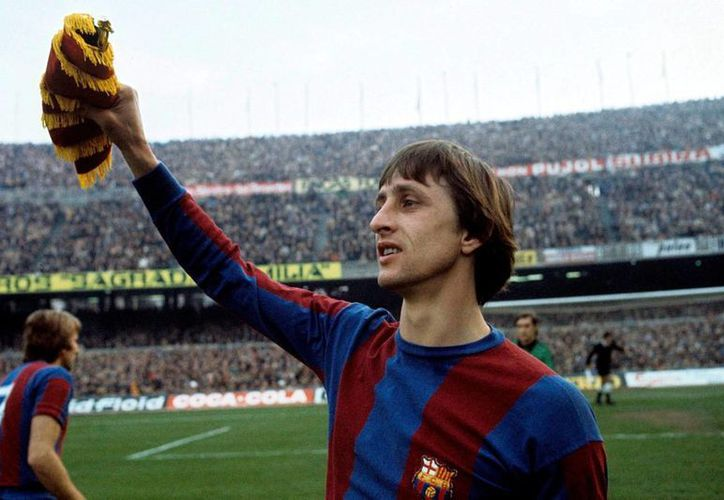 Sin duda, una de las mayores pérdidas para el futbol fue la muerte de Johan Cruyff. (AP)
