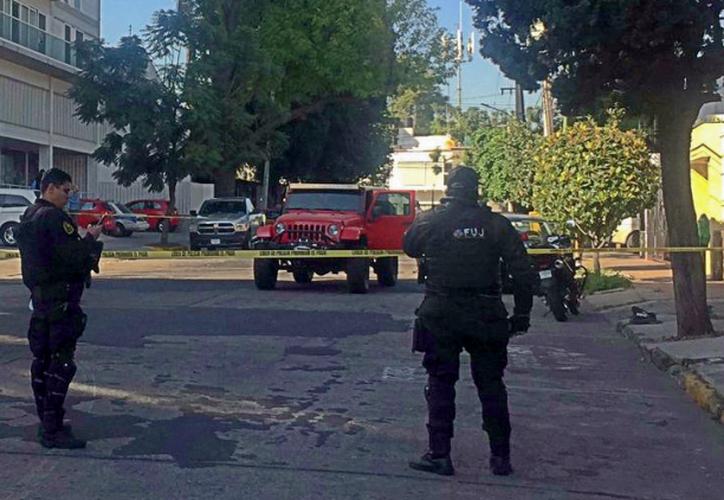 Un auxiliar de la CNDH de Jalisco, encargado del área de desaparecidos, fue interceptado cuando circulaba en el municipio de Guadalajara. (Foto: La Razón)