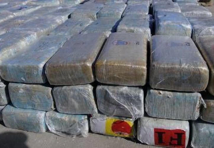 La ONU considera que las economías ilegales, como el cultivo de coca, son amenazas para la construcción de paz. Imagen de contexto. (Archivo/Notimex)