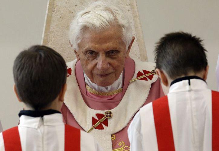 En Roma se corrió el rumor de que el Pontífice indultaría a su infiel colaborador antes de Navidad. (Agencias)