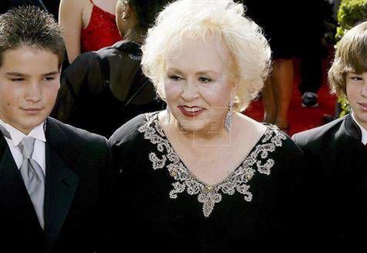 La actriz Doris Roberts falleció a sus 90 años de edad de causas naturales. (EFE)