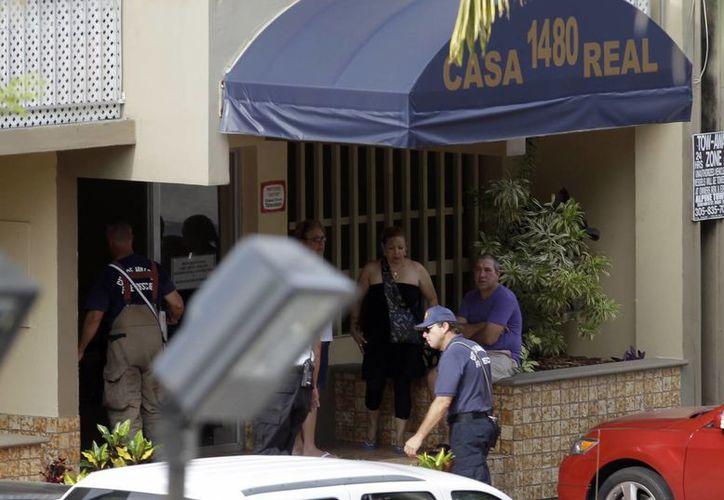 Los agentes dispararon contra Pedro Vargas al negarse a dejar libres a los rehenes que tenía en su poder. (Agencias)