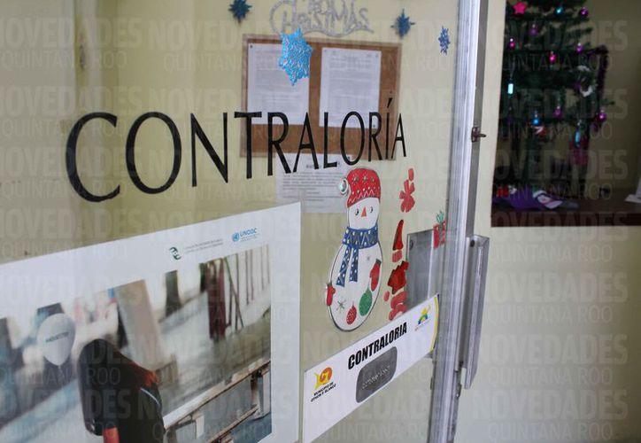 La Contraloría en Othón P. Blanco investiga a los ex funcionarios. (Joel Zamora/SIPSE)
