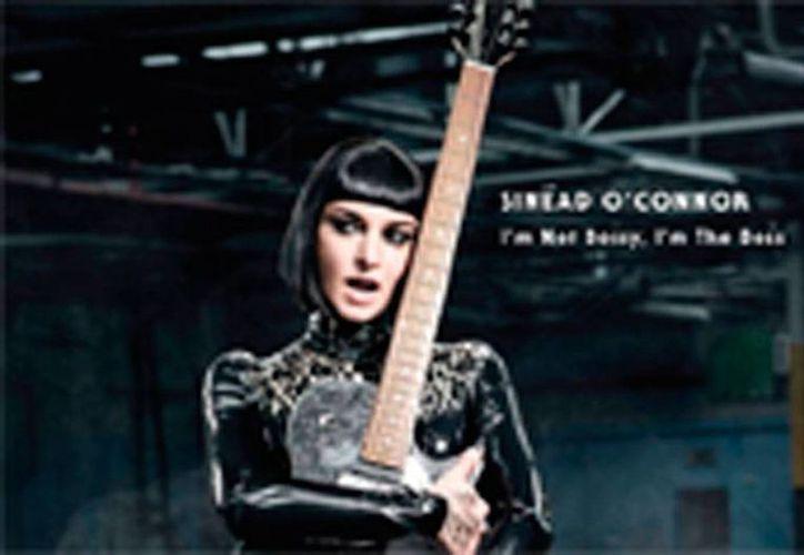 La cantante irlandesa Sinead O'connor decidió ya no cantar más su éxito 'Nothing compares 2U'. (Facebook)