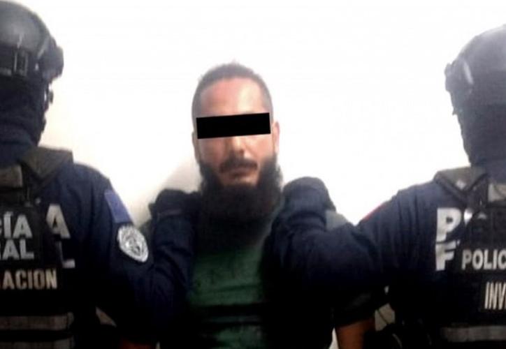 Guillermo Hans M. fue acusado por el delito de trata de personas; fue trasladado al Reclusorio Preventivo Varonil Oriente. (Foto: Twitter)