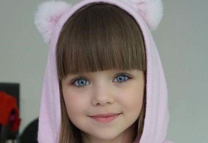 La menor ha desfilado para las principales marcas en su natal Rusia. (Foto: La Vanguardia)