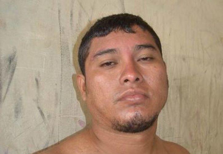"""José Antonio López Torres, de 29 años, alias """"El Boricua"""".(oem.com.mx)"""