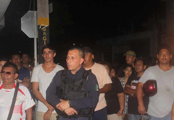 El Director General de Seguridad Pública señaló que no existe un suficiente número de patrullas para los rondines por las colonias. (Sara Cauich/SIPSE)