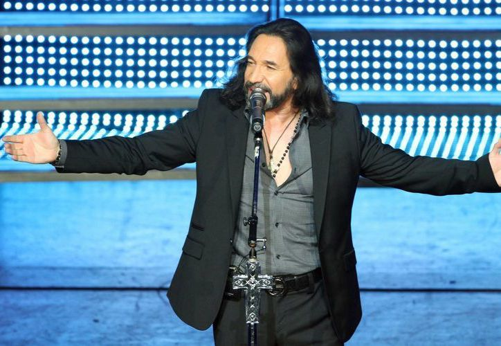 El cantante está dispuesto a sorprender al público cancunense con sus temas más exitosos. (Foto: Contexto/Internet)