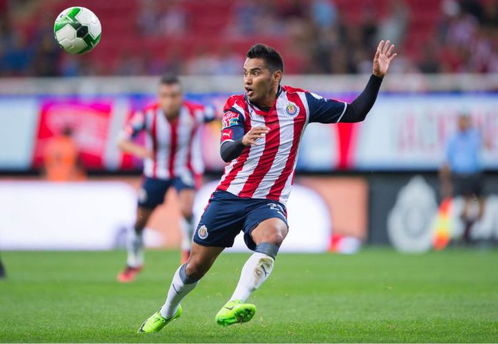 El jugador se despidió de sus compañeros luego de participar en 13 partidos del Apertura 2017. (Foto: El Siglo de Torreón)