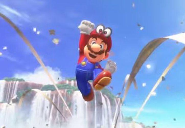 Lo más destacado ha sido Super Mario Odyssey. (El Mundo)