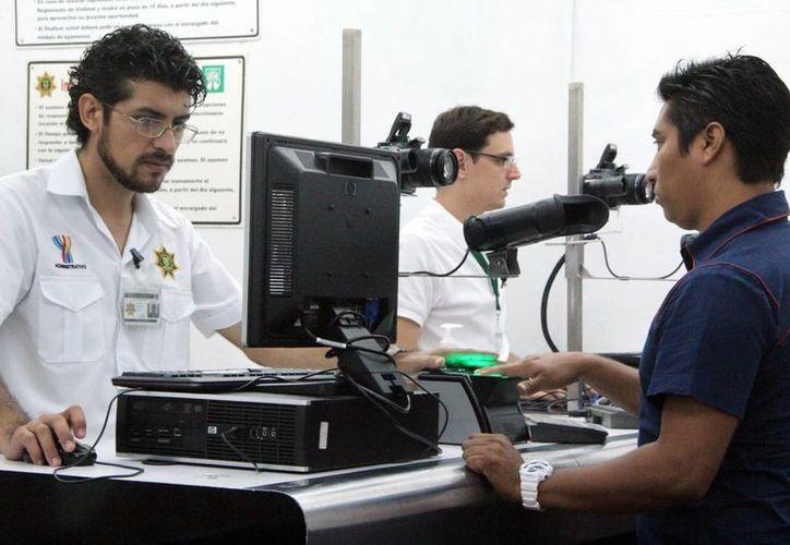 Los servicios que proporciona la SSP, como la emición de licencias, generan altos ingresos. (SIPSE)