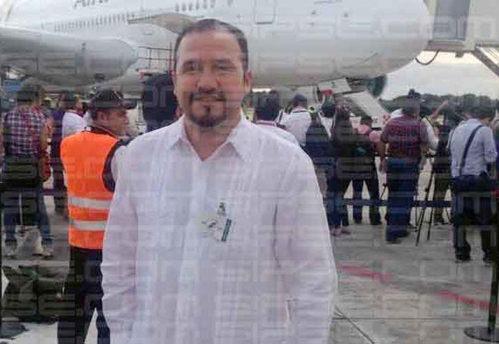 José Luis Pech Galera es hijo del actual presidente del partido Morena en Quintana Roo. (Benjamín Pat/SIPSE)