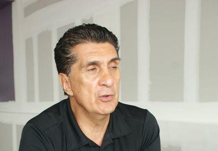 Durante el mandato de Guillermo Hernández Garavito, Quintana Roo se colocó como el cuarto estado en lograr mayor número de afiliados. (Ángel Mazariego/SIPSE)