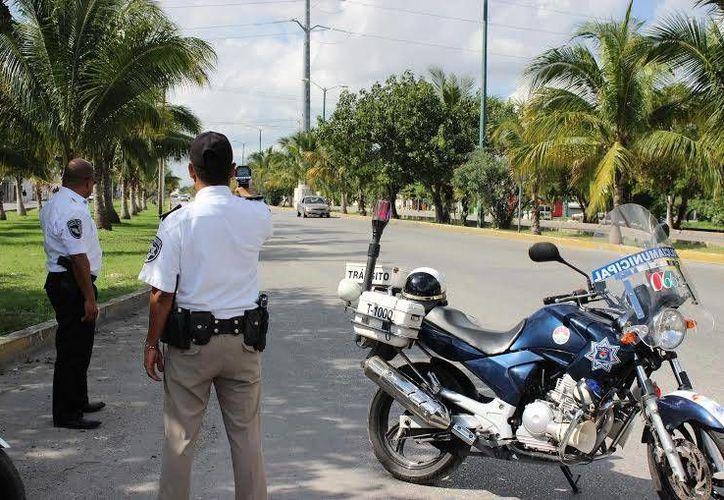 La Dirección de Tránsito reportó más de 200 accidentes durante el operativo Guadalupe-Reyes. (Redacción/SIPSE)