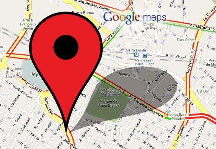 Los usuarios de Google Maps ya podrán indicar sus movimientos a amigos y familiares por medio de la app. (Vanguardia).