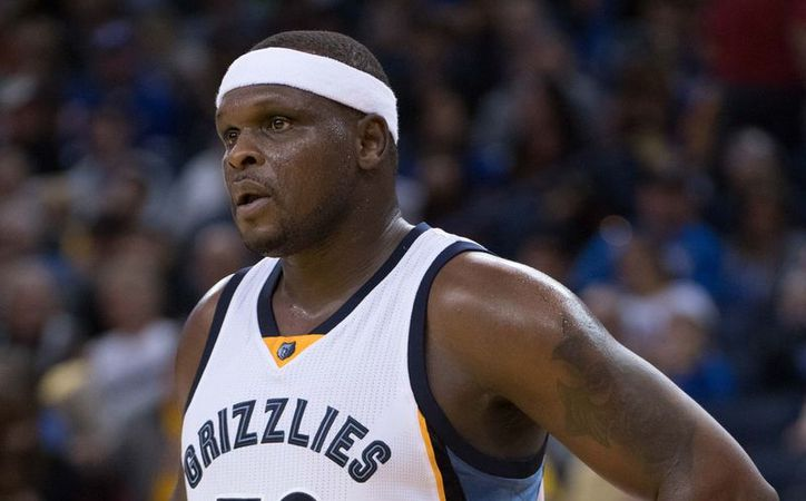 Randolph, ex integrante de All-Star, firmó recientemente un contrato de dos años y 24 millones de dólares con los Sacramento Kings después de ocho temporadas con los Memphis Grizzlies. (USA Today)