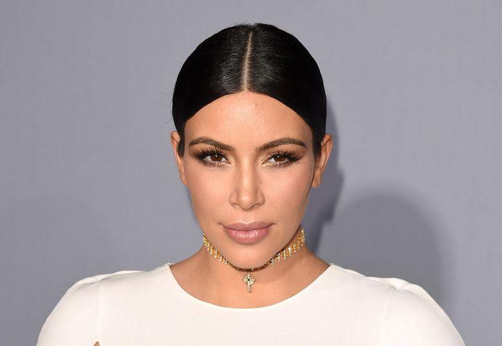 Kim Kardashian compartió un mensaje en redes sociales. (Vanity Fair)