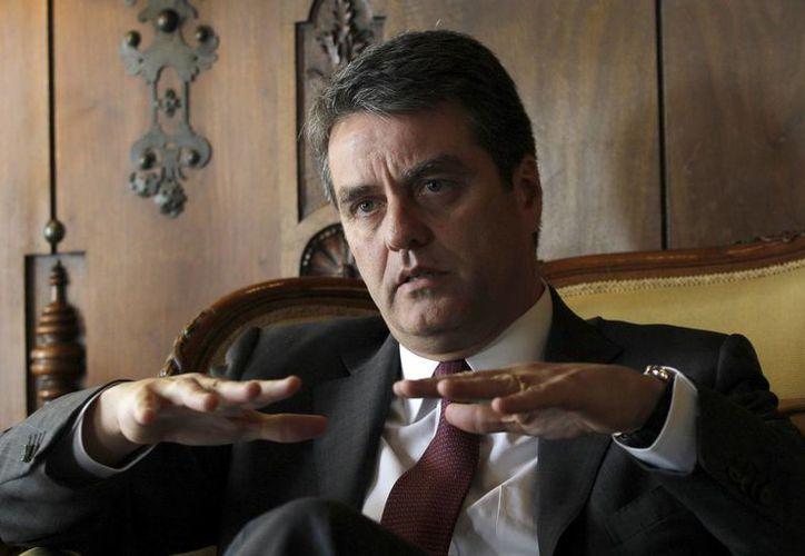 Azevedo se ha desempeñado también como jefe litigante en diversos conflictos importantes en la OMC. (Archivo/EFE)