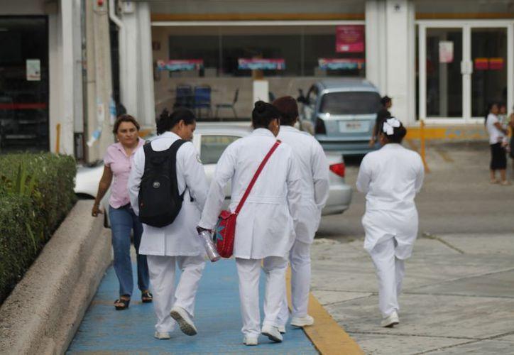 Este año iniciará la certificación de las enfermeras en el estado. (Jesús Tijerina/SIPSE)