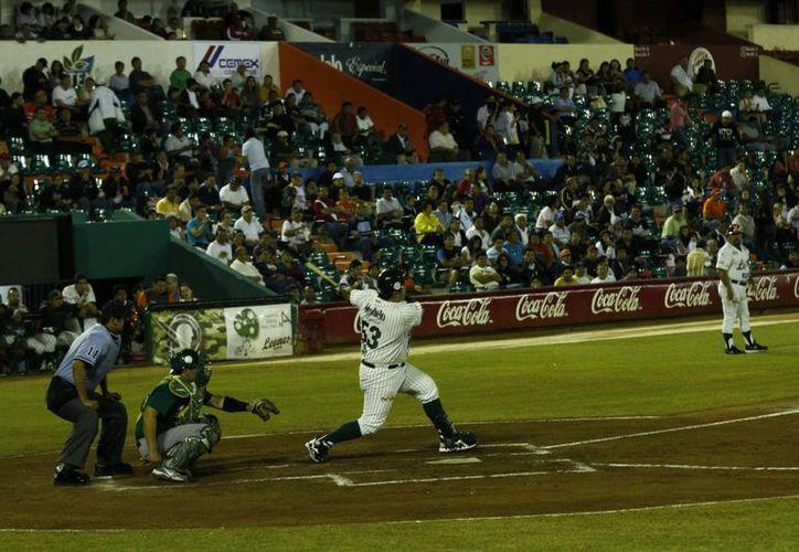 Leones de Yucatán regresan a casa para jugar frente a Rojos del Águila de Veracruz. (Milenio Novedades)