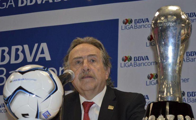 De María no juzgó la decisión de Veracruz de incrementar el costo de sus boletos para el partido ante América, al asegurar que ninguna regla se lo impide. (Archivo Notimex)