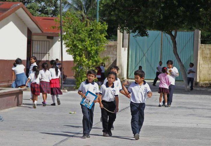 La SEMA ha impartido 100 talleres de educación ambiental en los planteles educativos. (Redacción/SIPSE)