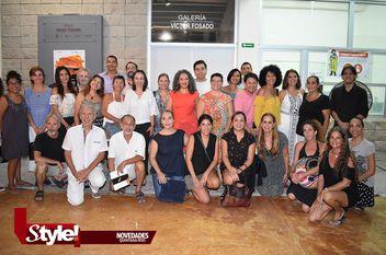 Muestra de Artes Visuales en Casa de la Cultura Cancún
