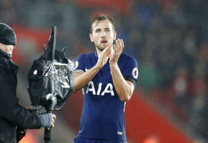 El máximo organismo del balompié inglés nombró a Harry Kane, mejor jugador inglés del año 2017. (Contexto/ Internet)