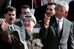 Nelson Mandela, un líder de talla mundial