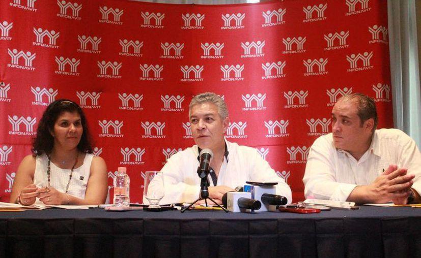 El director general del Infonavit dijo que el programa se relanzará el 25 de julio. (Luis Soto/SIPSE)