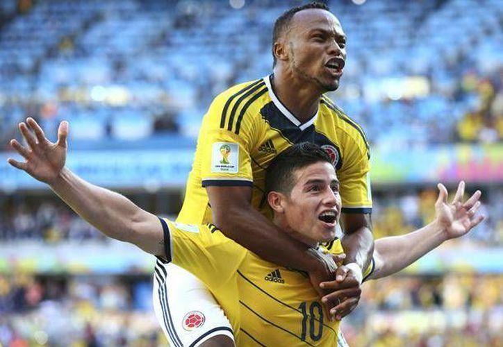 En el Mundial Brasil 2014 James Rodriguez nos regaló dos joyas que recordaremos con el paso de los años. (Facebook)